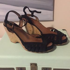 Eric michael wedge sandals